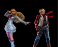 Lili and Leo - tekken-6 photo