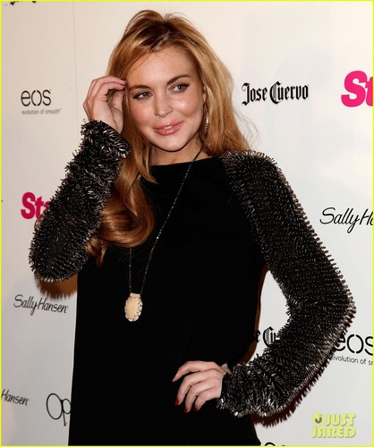 Lindsay Lohan: Star Magazine's All Hollywood Party! - lindsay-lohan Photo