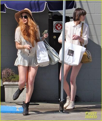 Lindsay Lohan: তারকা Magazine's All Hollywood Party!