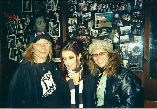 Lisa and her fãs