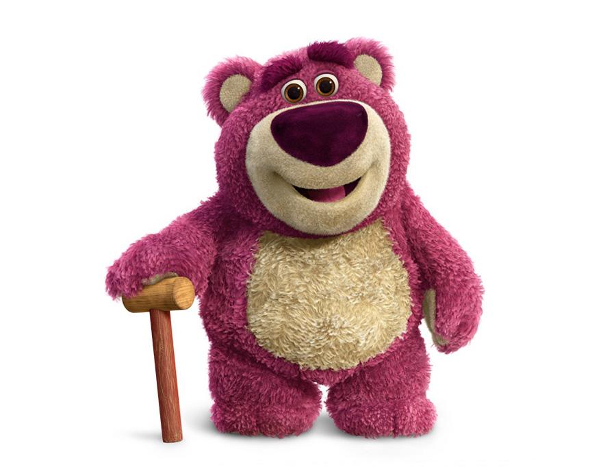 Toy Story 3 Lotso Huggin Bear