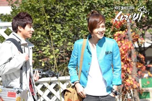 Seo Joon & Jo Soo