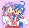 Lucky Star fanart