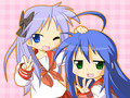 Lucky Star fanart - lucky-star fan art