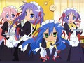 Lucky Star - sakura_shaoran wallpaper