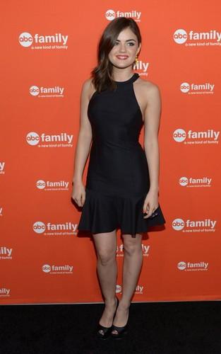 Lucy @ 2012 ABC Family West Coast Upfronts