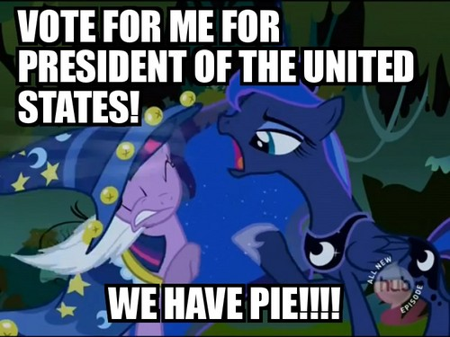 Luna for Preisident!