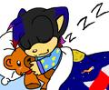 Lune's friend josh the bat he's so cute wonna be friends with him?