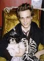 MGG w/a dog:)
