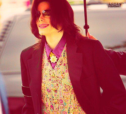 MJ's SMILE = MY WORLD ♥