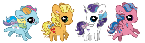 MLP pictures!~