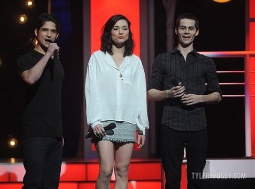 MTV UPFRONTS - 26.04.12
