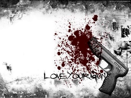 Group Of Gangster Love Wallpaper