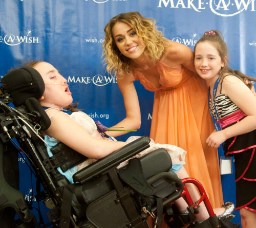 Make A Wish - miley-cyrus Photo