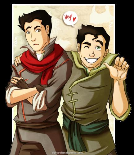 Mako and Bolin