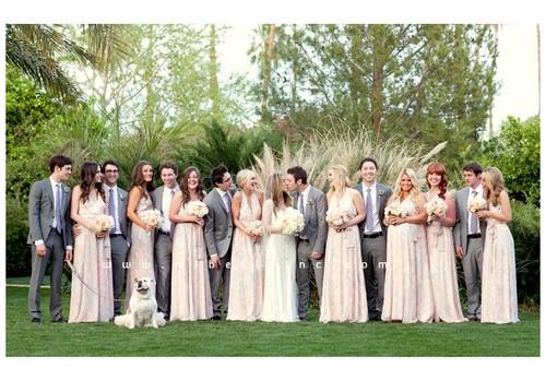 March 25 - Lauren and Bret's Wedding