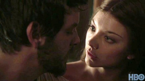 Margaery Tyrell kertas dinding with a portrait called Margaery and Renly