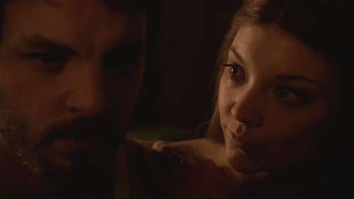 Margaery Tyrell wallpaper probably with a portrait called Margaery and Renly