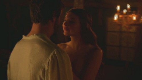 Margaery Tyrell wallpaper titled Margaery and Renly