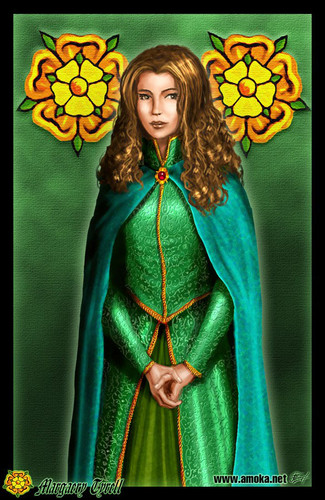 Margaery sejak Amoka