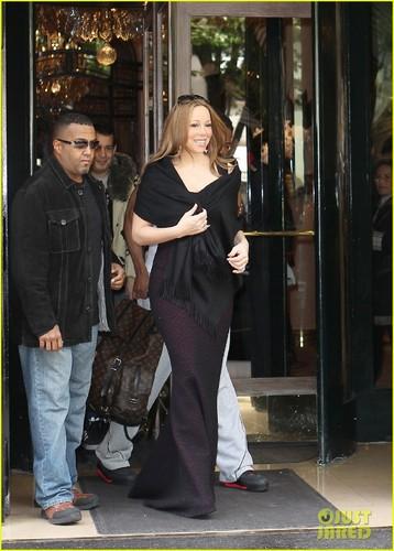 Mariah Carey & Nick Cannon: Au Revoir, Paris!