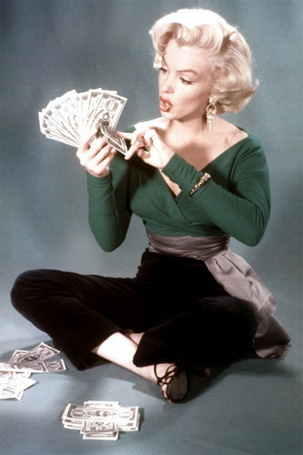 Marilyn Monroe (Gentlemen Prefer Blondes)