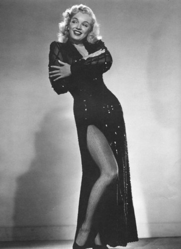 Marilyn Monroe (Ladies of the Chorus)