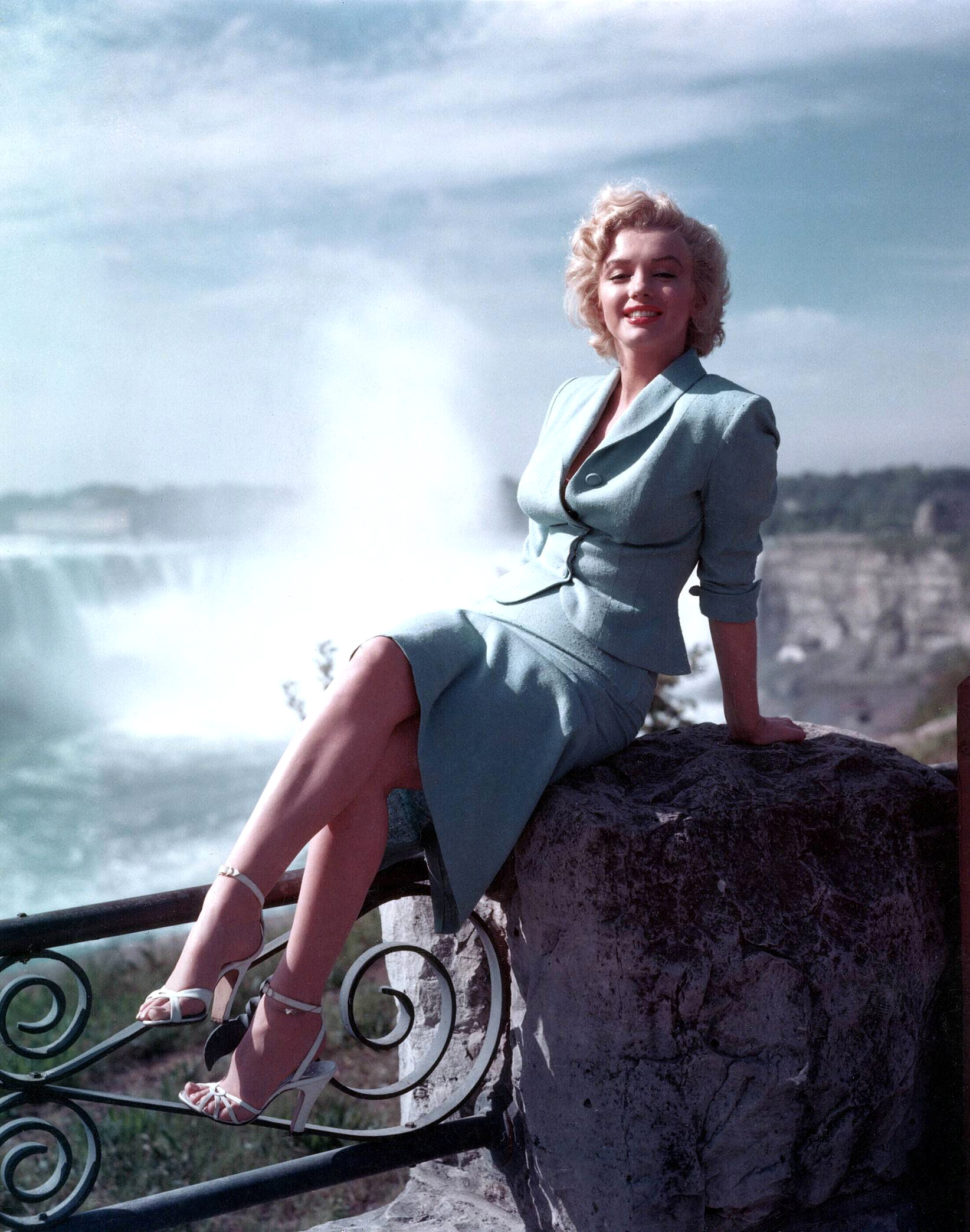 Marilyn Monroe Niagara Marilyn Monroe Photo 30622285 Fanpop