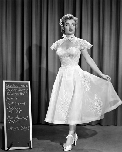 Marilyn Monroe (We're Not Married)