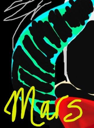 Mars icon (Sierradawn2)