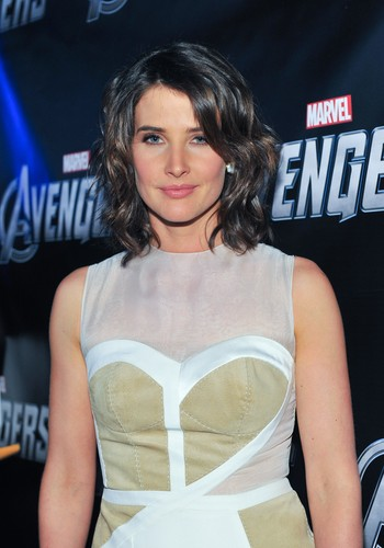 Cobie Smulders wallpaper called Marvel's The Avengers Toronto Premiere (2012)
