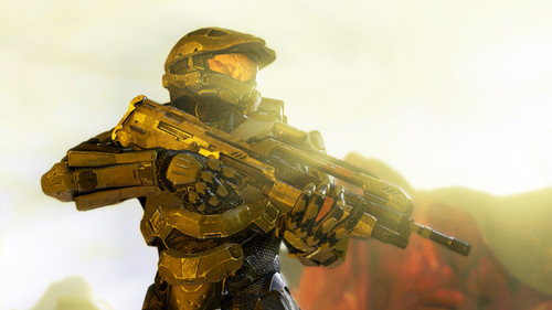 Halo wallpaper containing a rifleman, a green beret, and a navy seal titled Master Chief