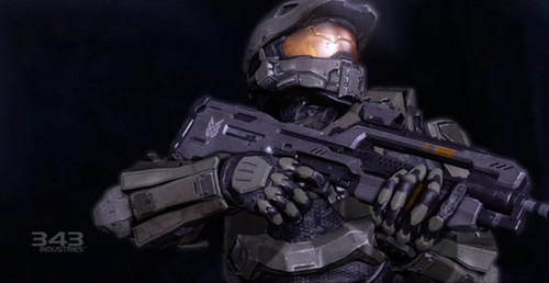 Master Chief - halo Photo