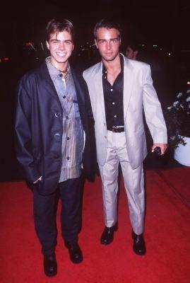 Matt and Joey