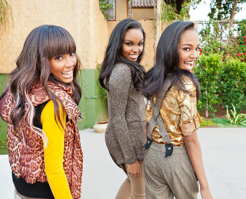 McClain sisters :) - china-anne-mcclain Photo