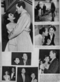Mel Ferrer and Audrey Hepburn Magazine Articles