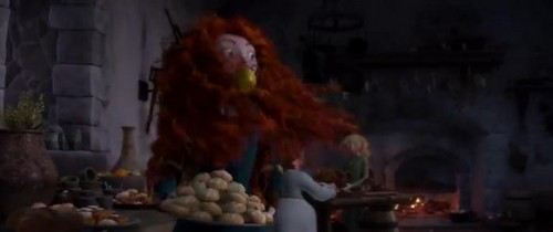 "Disney Females wolpeyper called Merida Eats - bravo ""Families Legend"" Trailer"