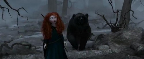"""Merida and Bears -  Brave """"Families Legend"""" Trailer"""