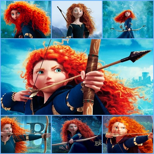 Brave images Merida HD wallpaper and background photos