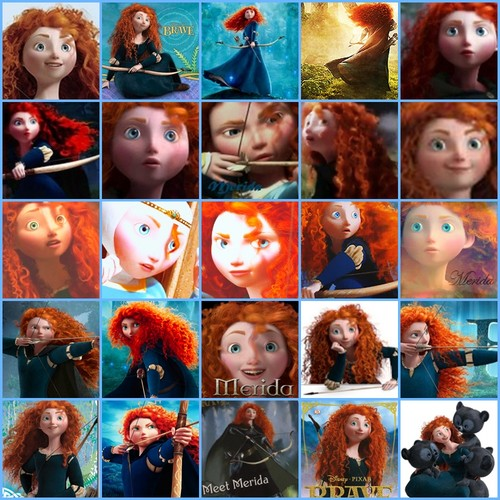Brave wallpaper titled Merida