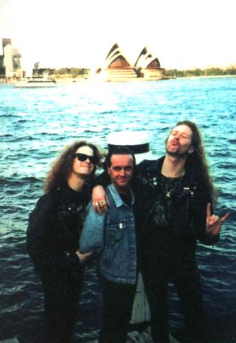 Metallica kertas dinding titled Metallica