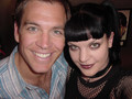 Michael Weatherly and Pauley Perrette - michael-weatherly photo