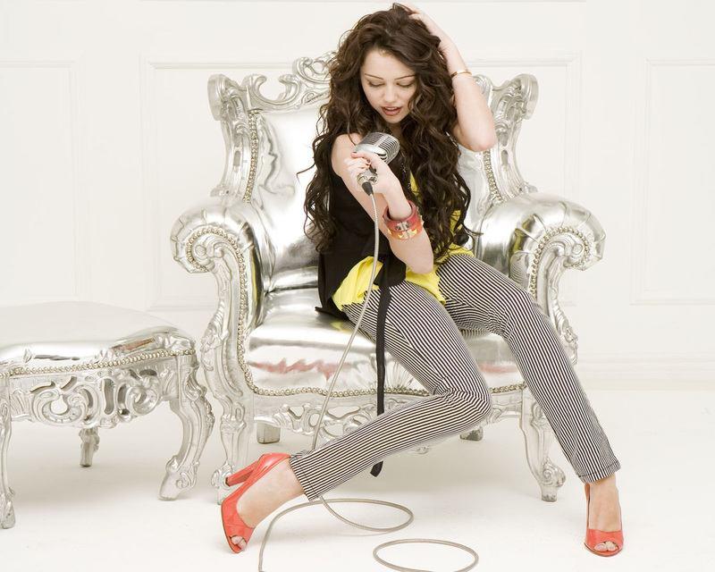 Miley Cyrus ~ Breakout photoshoot