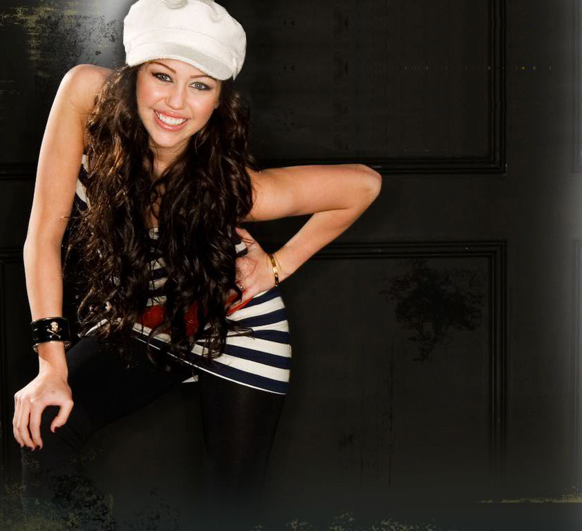 Celebrity Contests Miley Cyrus ~ Breakout photoshoot