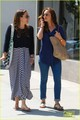 Minka Kelly: Urth Caffe with Raina Penchansky! - minka-kelly photo