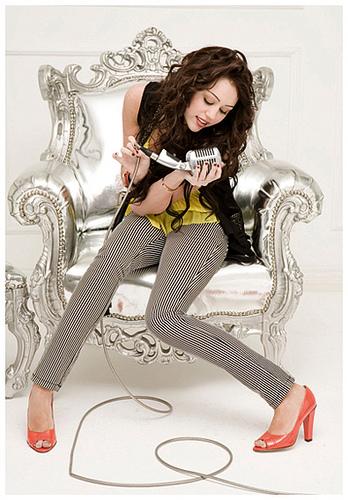 Miss Cyrus ~ Breakout Photoshoot
