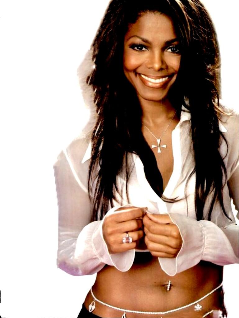 Taille et mensurations de Janet Jackson