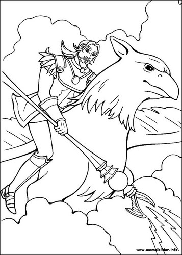 MoP coloring page