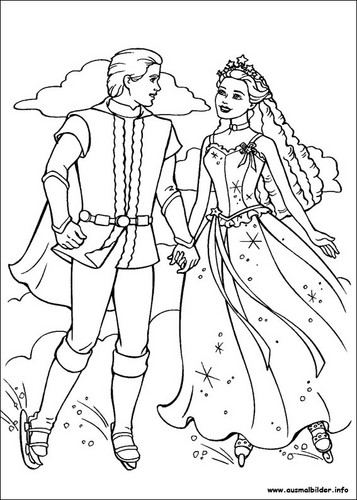 Barbie and the Magic of Pegasus images MoP coloring page HD