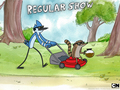 Mordecai and Rigby - regular-show wallpaper